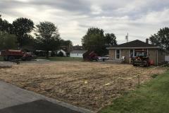 Front Yard Turf Restoration