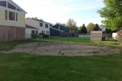 Back Yard Restoration
