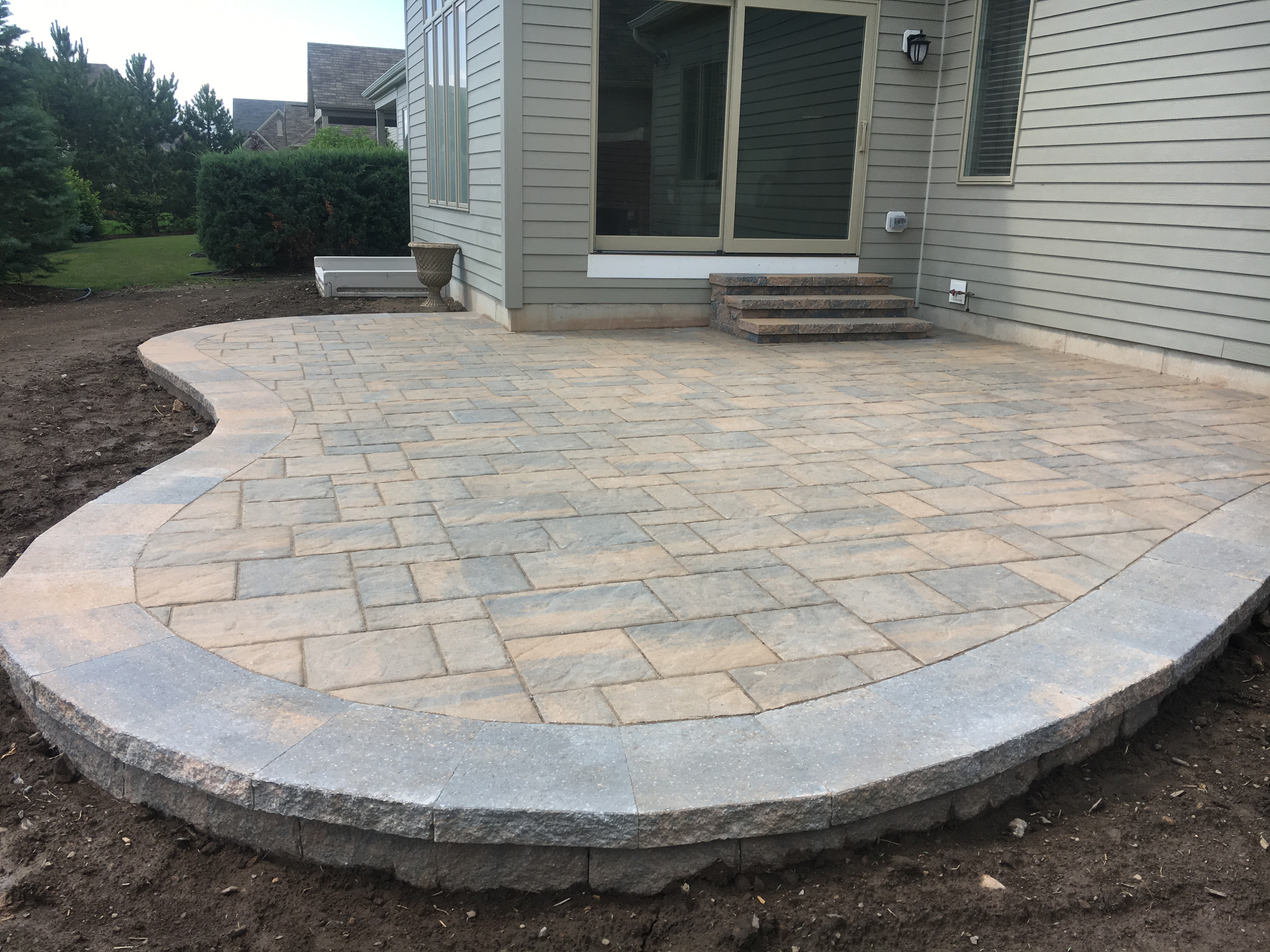 Rear Patio 10