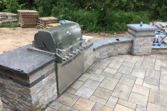Outdoor Cooking Center