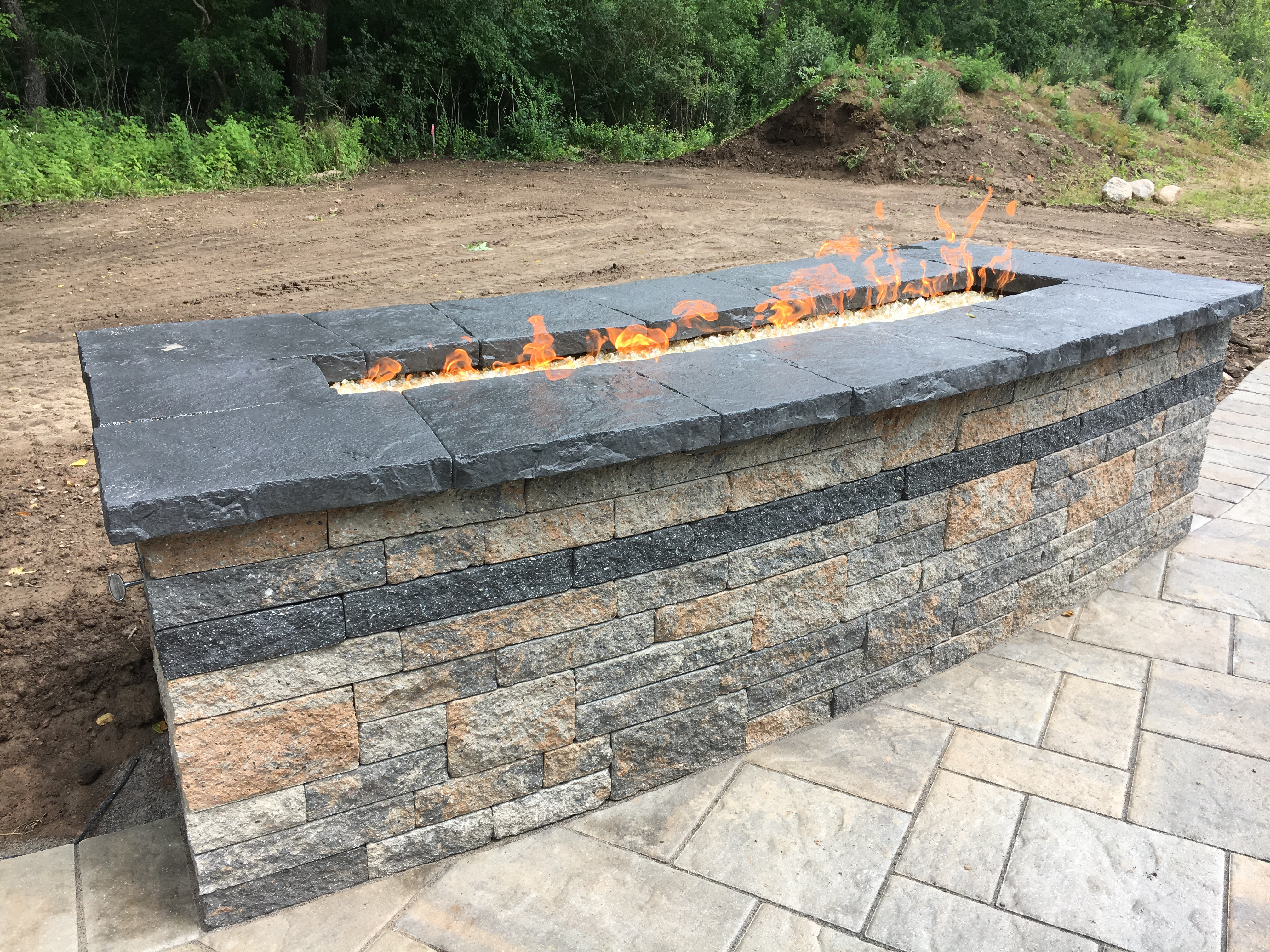 Fire Wall Feature