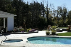 Pool Landscape 3