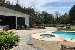 Pool Landscape 2