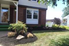 West Seneca Landscaping Before & After 1A