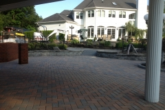 Elma Patio After Construction